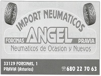 Neumaticos Angel